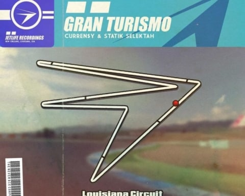 Stream Currensy & Statik Selektah's Joint Project 'Gran Turismo'