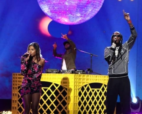 Watch 2 Chainz & Amerie Performs 'Rule The World' on The Ellen Show
