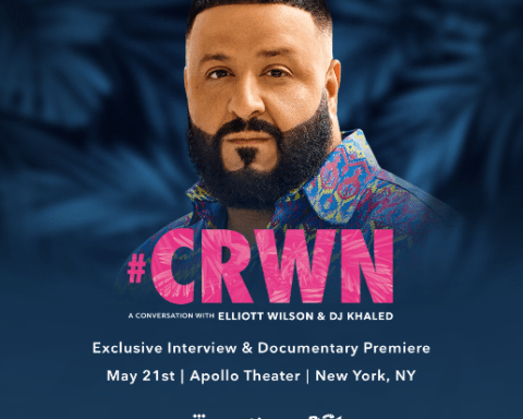 Watch Elliott Wilson Interviews DJ Khaled for CRWN