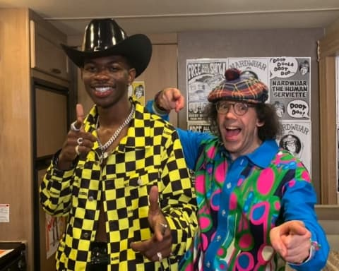 Watch Lil Nas X's Interview with Nardwuar
