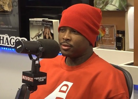 Watch YG's Interview on The Breakfast Club