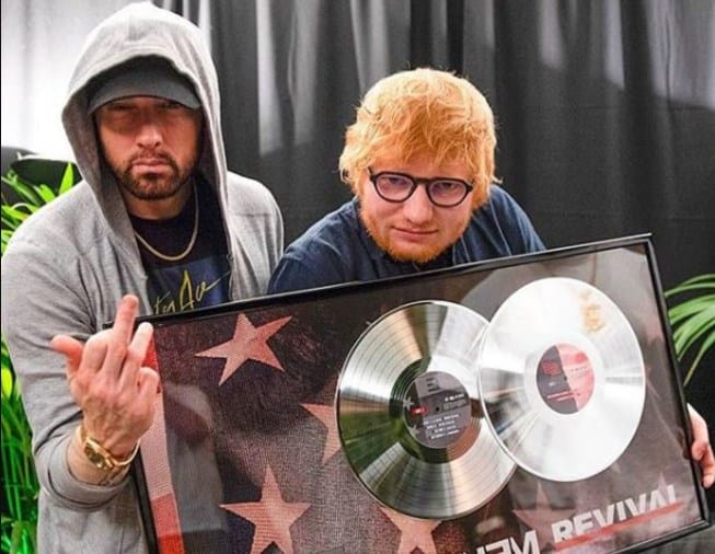Ed Sheeran Reveals 'No.6 Collaborations' Project Tracklist feat. Eminem, 50 Cent, Travis Scott, Cardi B, Bruno Mars, Young Thug & More