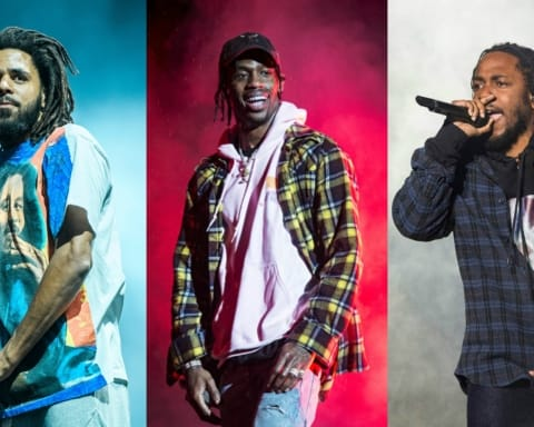 J. Cole, Travis Scott & Kendrick Lamar To Headline Inaugural 'Day N Vegas' Festival