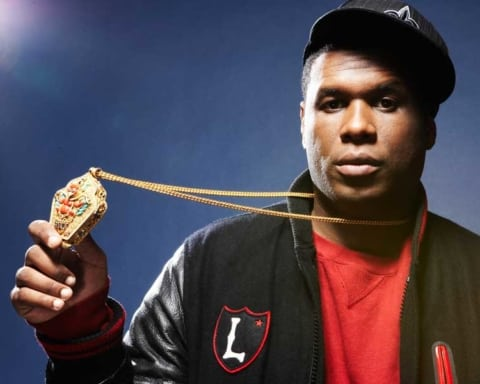 Listen to Jay Electronica's Four Unreleased Songs