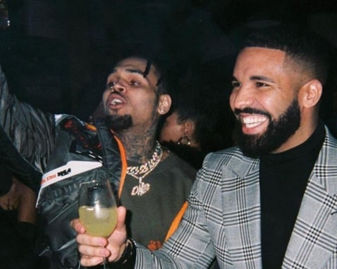 New Music Chris Brown (Ft. Drake) - No Guidance
