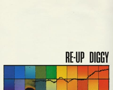 New Music Diggy - Re-Up