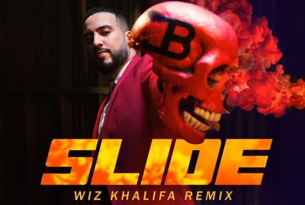 New Music French Montana (Ft. Wiz Khalifa, Blueface & Lil Tjay) - Slide (Remix)