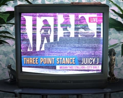 New Music Juicy J - Three Point Stance (Feat. City Girls & Megan Thee Stallion)