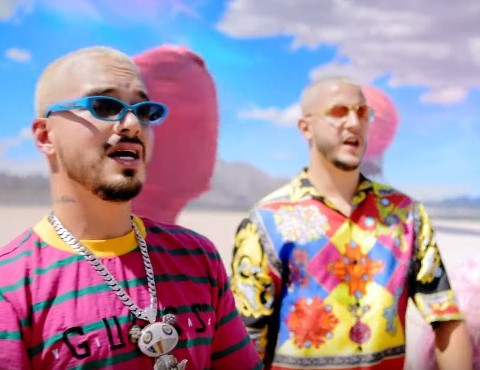 New Video DJ Snake, J. Balvin & Tyga - Loco Contigo