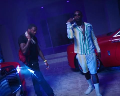 New Video Gucci Mane - Backwards (Ft. Meek Mill)