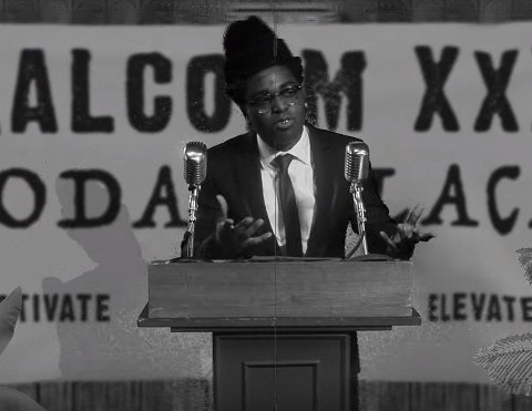 New Video Kodak Black - Malcolm X.X.X.
