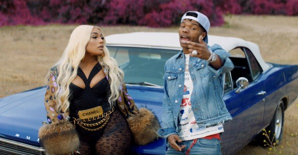 New Video Stefflon Don & Lil Baby - Phone Down