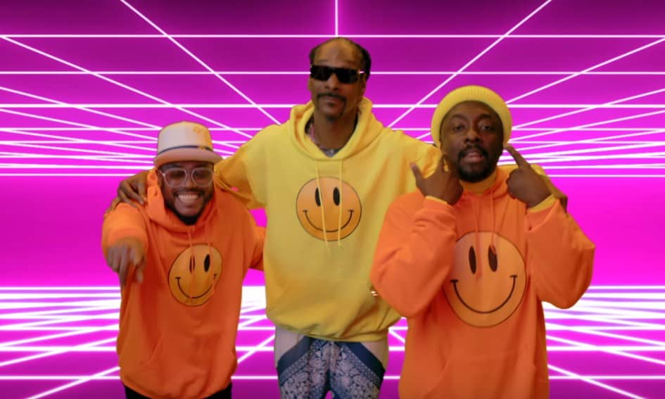 New Video The Black Eyed Peas (Ft. Snoop Dogg) - Be Nice