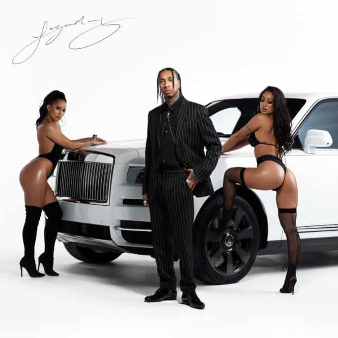 Stream Tyga's New Album 'Legendary'