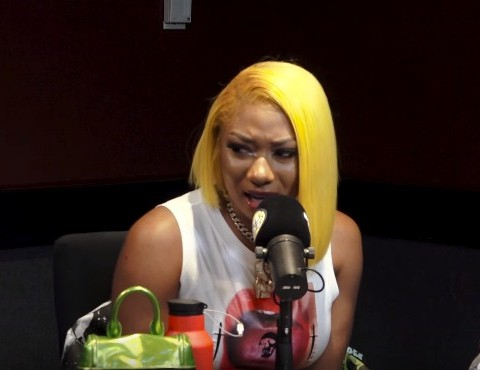 Watch Megan Thee Stallion's Interview on Ebro in The Morning