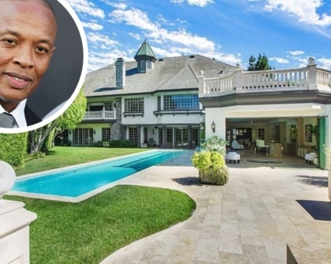 Dr. Dre's Selling His Longtime Woodland Hills Mansion For $5.25 million
