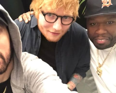 New Music Ed Sheeran - Remember The Name (Ft. Eminem & 50 Cent)