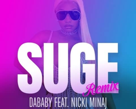 New Music Nicki Minaj - SUGE (Remix)