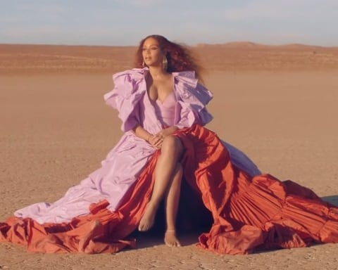 New Video Beyonce - Spirit