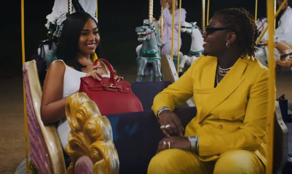 New Video Gunna - Baby Birkin (Starring Jordyn Woods)