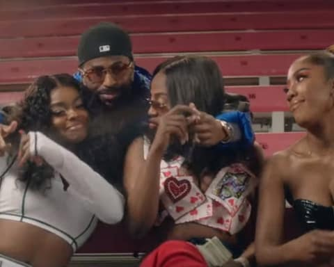 New Video Kash Doll - Ready Set (Feat. Big Sean)