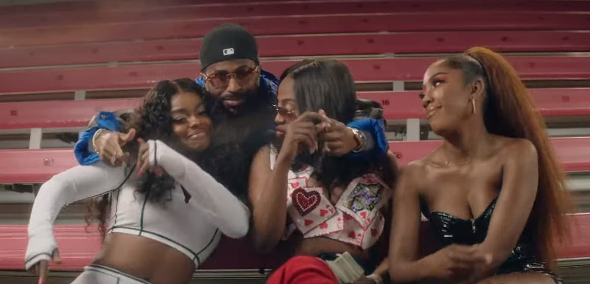 New Video: Kash Doll - Ready Set (Feat  Big Sean)