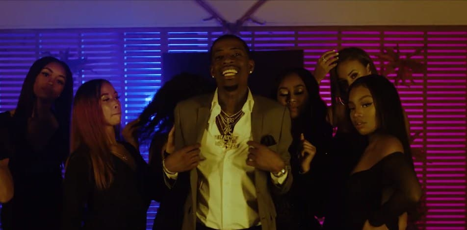 New Video Rich Homie Quan - Cash On Me Covered In Shit