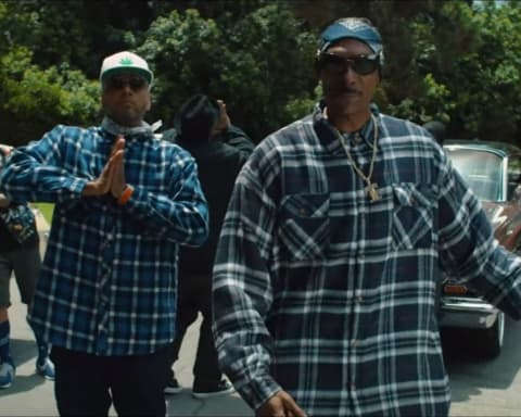 New Video Snoop Dogg - Countdown (Feat. Swizz Beatz)