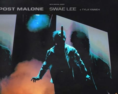 Post Malone Announces 'Runaway' Tour with Swae Lee & Tyla Yaweh