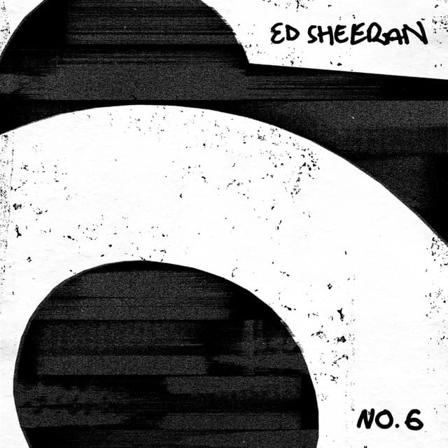 Stream Ed Sheeran's New Album 'No.6 Collaborations Project' Feat. Eminem, 50 Cent, Chance The Rapper, Meek Mill & More