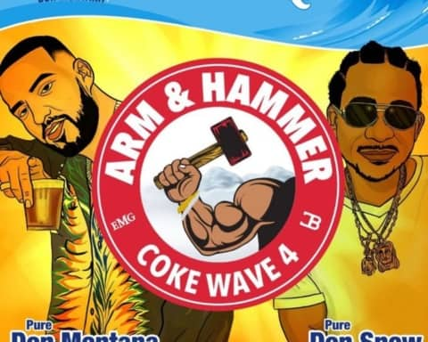Stream French Montana & Max B's Joint 'Coke Wave 4' Mixtape