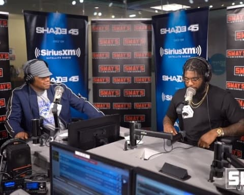 Watch Big K.R.I.T.'s Interview & Freestyle on Sway In The Morning