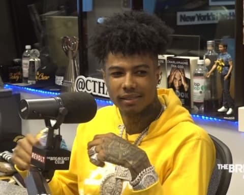 Watch Blueface's Interview on The Breakfast Club