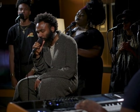 Watch Childish Gambino covers Chris Gaines' 'Lost In You'