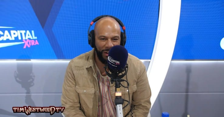 Watch Common's Interview & Freestyle on Tim Westwood TV