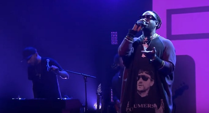 Watch Ty Dolla Sign Debuts A New Song 'Hottest in the City' on Jimmy Fallon's Show