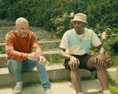 Watch Tyler, The Creator's Interview with Zane Lowe on Beats 1