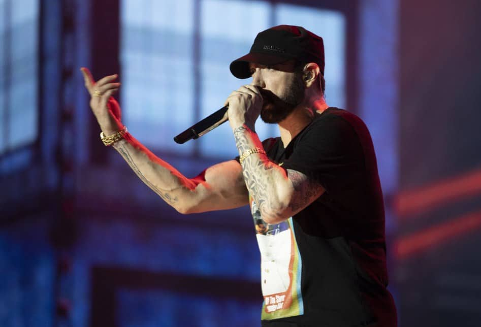 New Music Eminem - Nut Up (Unreleased Song)