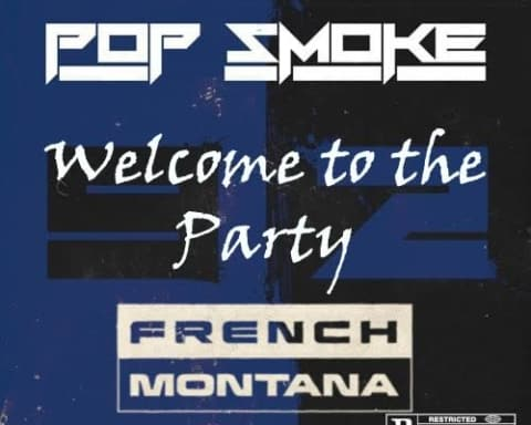 New Music French Montana - Welcome to the Party (Remix)