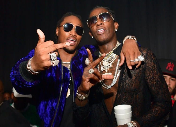 New Music Future - 600 Days No Sleep (Feat. Young Thug)