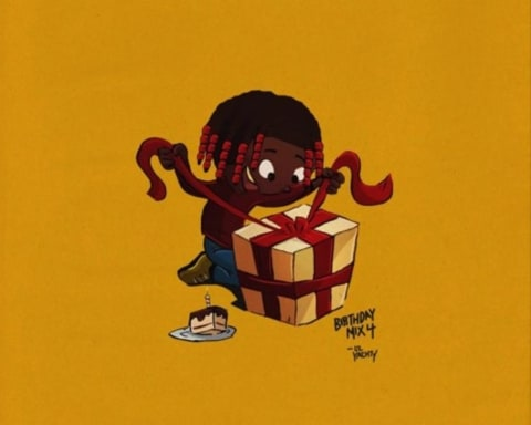 New Music Lil Yachty - BIRTHDAY MIX 4 (Unreleased Songs)