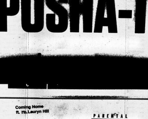 New Music Pusha T - Coming Home (Feat. Lauryn Hill)