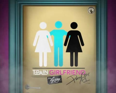 New Music T-Pain - Girlfriend (Feat. G-Eazy)