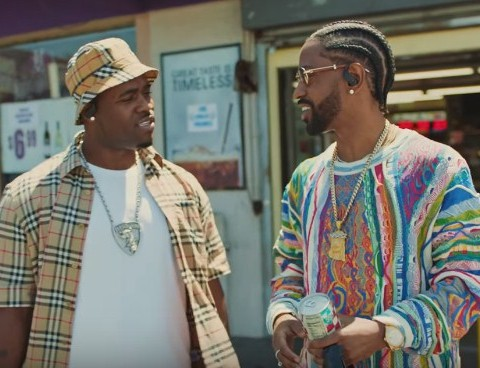 New Video Big Sean - Bezerk (Feat. ASAP Ferg & Hit-Boy)