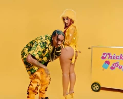 New Video Doja Cat & Tyga - Juicy