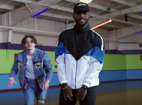 New Video Jack Harlow - THRU THE NIGHT (Feat. Bryson Tiller)