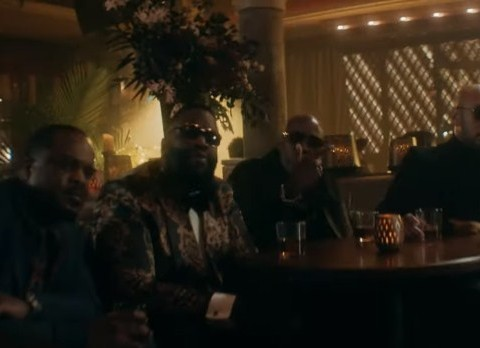 New Video Swizz Beatz, Rick Ross & DMX - Just in Case