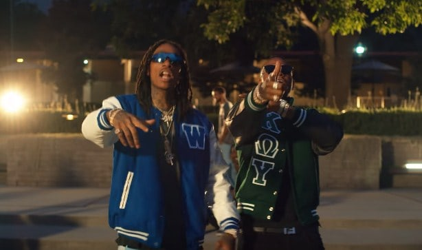 New Video Wiz Khalifa - Never Lie (Feat. Moneybagg Yo)