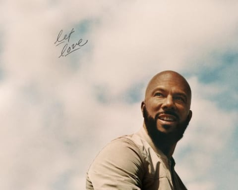 Stream Common's New Album 'Let Love'