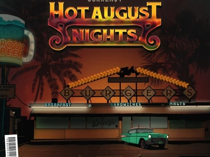 Stream Currensy's New 'Hot August Nights' Project